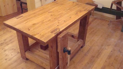 building  andre roubo bench