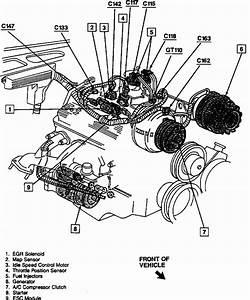 1991 Chevy C2500 5 7l Tbi  Until Engine Gets Hot It Lopes