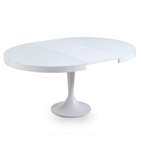 tables tables  chaises table ronde extensible tulipe