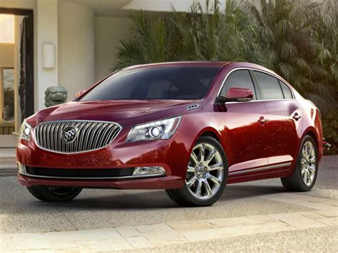 2015 buick lacrosse information and photos zombiedrive