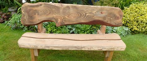 bench with back home wood furniture the rustic wood company quality crafted furniture Rustic