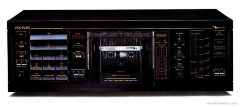 nakamichi rx 505 manual auto three cassette deck hifi engine