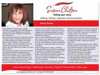 Chilton Susan Story Telling