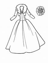 Coloring Pages Dresses Printable Princess Barbie Sheets Fancy Clothing Getcoloringpages Gowns Colorng Dresse sketch template