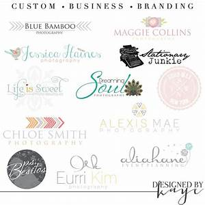 Logo ideas | Watermark photography | Pinterest