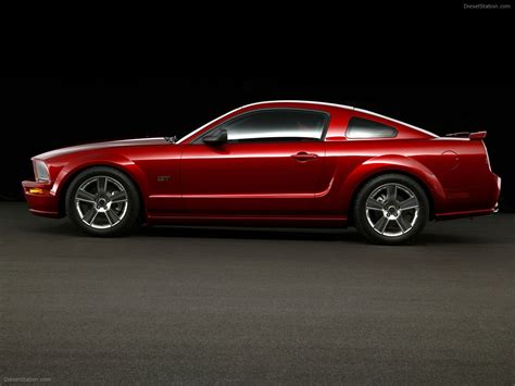 Ford Mustang 2005 Exotic Car Pictures 036 Of 40