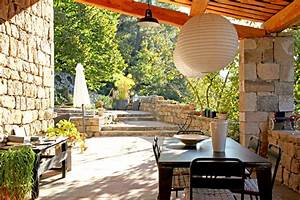 Deco Terrasse Pas Cher : tout pour mettre en place une d coration terrasse couverte ~ Teatrodelosmanantiales.com Idées de Décoration