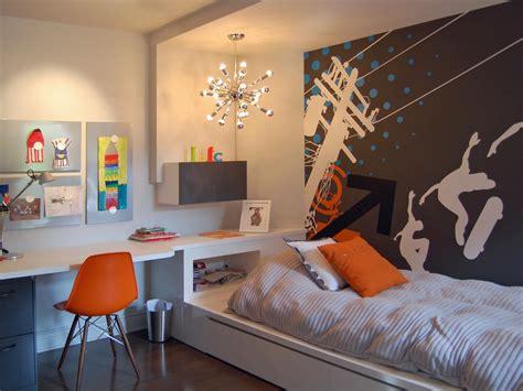 skateboard themed room contemporary bedroom photos hgtv