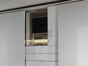 Kleiderschrank Mit Platz Für Fernseher : staud media schwebet renschrank spiegel glasfront mit 3er schubk sten kleiderschrank g nstig ~ Sanjose-hotels-ca.com Haus und Dekorationen