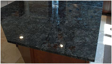 blue granite countertop sle photos kitchen photos