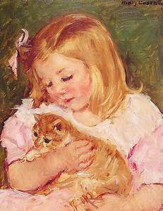 annies home: Mary Cassatt - Embraced Mother and Child