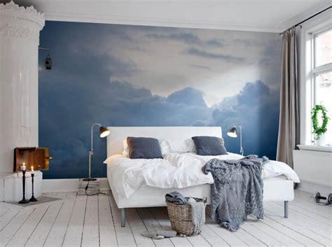 peinture chambre romantique décoration maison papier peint