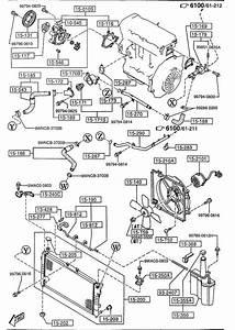 mazda 626 v6 engine diagrams auto parts diagrams data set With mazda 626 v6 engine