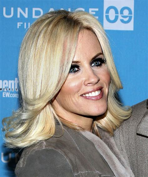 jenny mccarthy casual long straight hairstyle