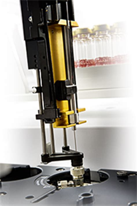 automated spme gerstel mps autosampler