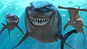 This actual shark looks exactly like Bruce from 'Finding Nemo'