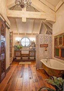 Salle De Bain Couleur Bois : baignoire de couleur pour relooker et embellir votre salle ~ Zukunftsfamilie.com Idées de Décoration
