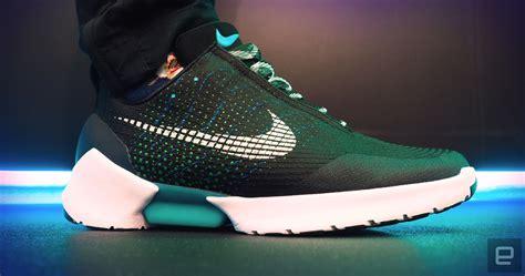 A First Look At Nike's Selflacing Hyperadapt Sneakers