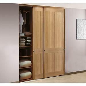 adapter une porte coulissante pour son placard With comment fabriquer des portes de placard coulissantes