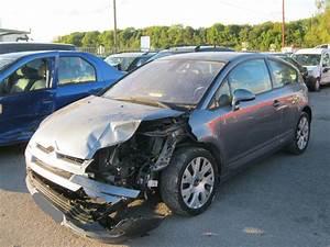 Voiture Accidenté : recycling car d constructeur automobile d tail du v hicule n 6307 citroen c4 ~ Gottalentnigeria.com Avis de Voitures