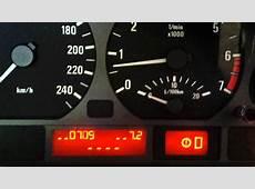 BMW HELP! Transmission cog light 98 318i E46 YouTube