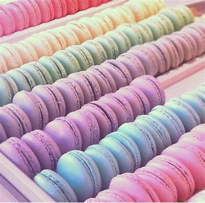 Pastel Macaron Macarons Animated Macaroons Enregistree Giphy