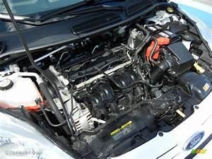 2012 Ford Fiesta S Sedan 1 6 Liter Dohc 16