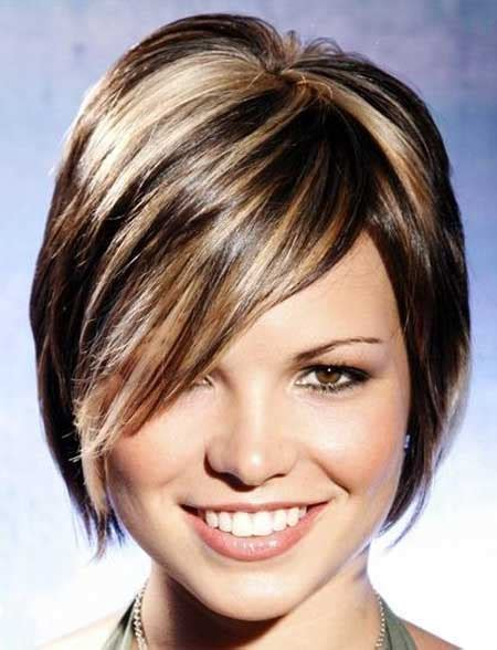 short haircut and color ideas short hairstyles 2017
