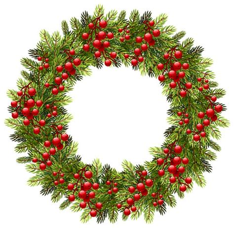 Transparent Background Wreath Clip Images by 352 Best Trees Wreaths Images On