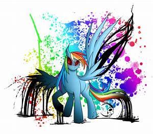 My Little Factory : mlp rainbow factory rainbow dash scary pinkie pie ~ Melissatoandfro.com Idées de Décoration
