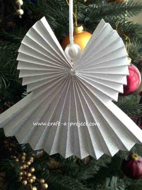 christmas crafts angel ornament