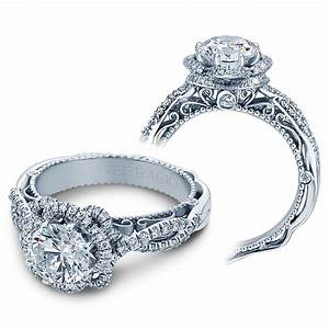 verragio engagement rings afn 5051r 4 gl white gold 0 With wedding rings by verragio