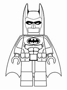 Kids N Funde 16 Ausmalbilder Von Lego Batman Movie