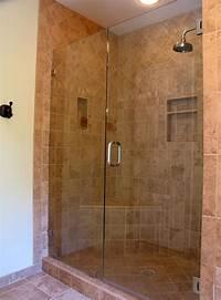 stand up shower ideas stand+up+shower+designs | stand up shower door ideas | bathrooms | Bathroom, Basement Bathroom ...