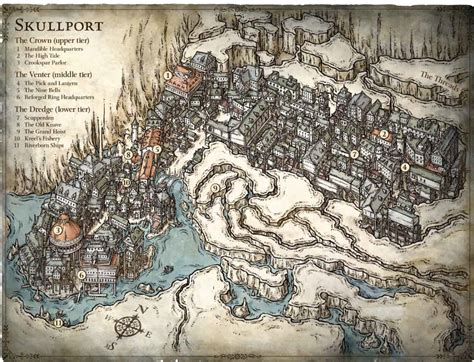 25+ Faerun Underdark Map Pics - FreePix