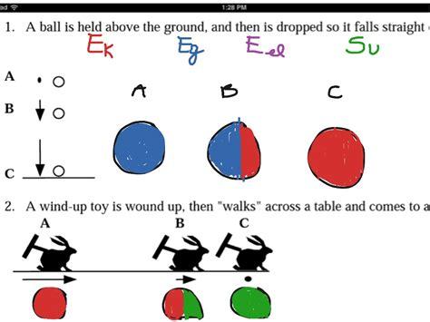 unit 10 homework 1 energy pie charts 1 2 science energy