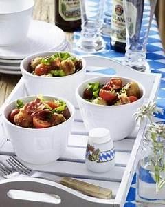 Oktoberfest Rezepte Buffet : kn del salat mit speck rezept rezeptideen pinterest kn del rezepte und lecker ~ Buech-reservation.com Haus und Dekorationen