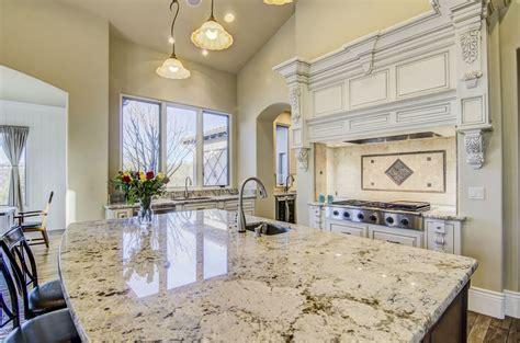 White Shaker Cabinets Kitchen. Gloss Stone Shaker Kitchen