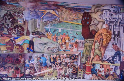 diego rivera murals in san francisco critical guide for visiting oaxaca cultural navigator