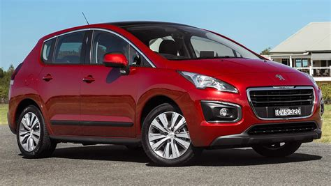 Peugeot 3008 Picture by Peugeot 3008 Active Diesel 2015 Review Carsguide