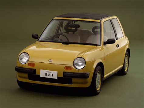 Nissan Be-1 Concept (1985) – Old Concept Cars