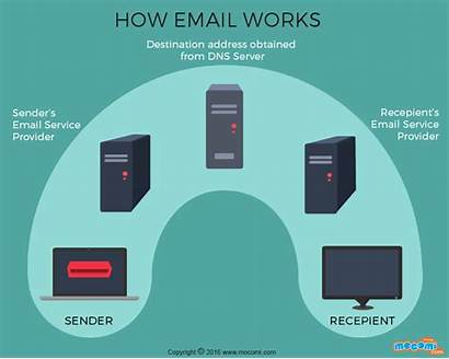 Email Does Works Mocomi Infographic Service Gifographic