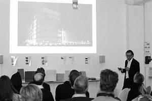 Eike Becker Architekten : fassade ausstellung mit vortr gen vom elemente materialforum ~ Frokenaadalensverden.com Haus und Dekorationen