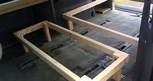 make wood platform bed Woodworking DIY Plans