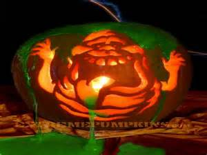 Ghostbusters Pumpkin Stencil Slimer by Image Gallery Slimer Stencil