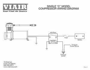 Air Bag Suspension Plumbing Diagrams