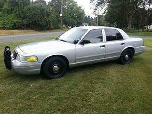 Buy Used 2006 Ford Crown Victoria P71 Police Intercepter W   Push Bar  U0026 Remote Start In South