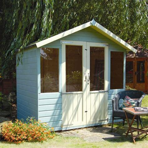 7 X 10 Ft Wooden Shiplap Garden Summerhouse Office From