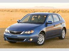 2008 Subaru Impreza Review
