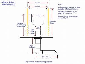 Affnan U0026 39 S Aquaponics  Siphon